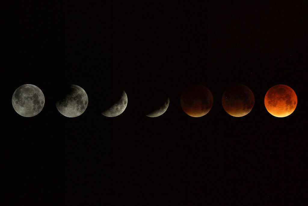 Lunar eclipse (sept 28, 2015)